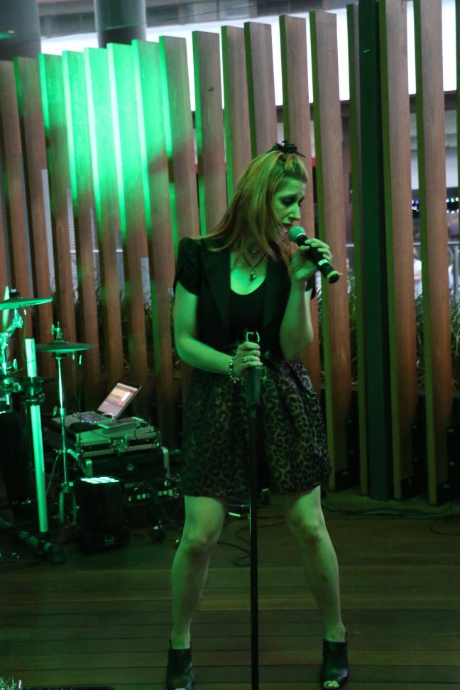 Clare Singing